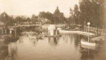 Paseo Ribalta, lago de patos